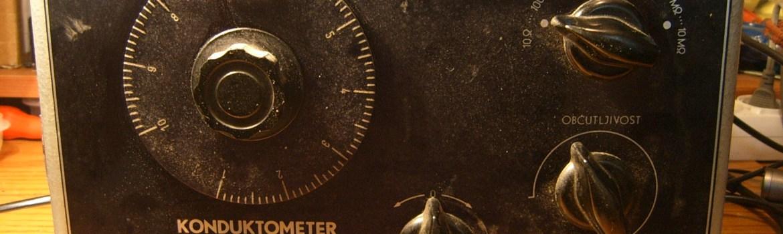 KONDUKTOMETER IEV MA 5960