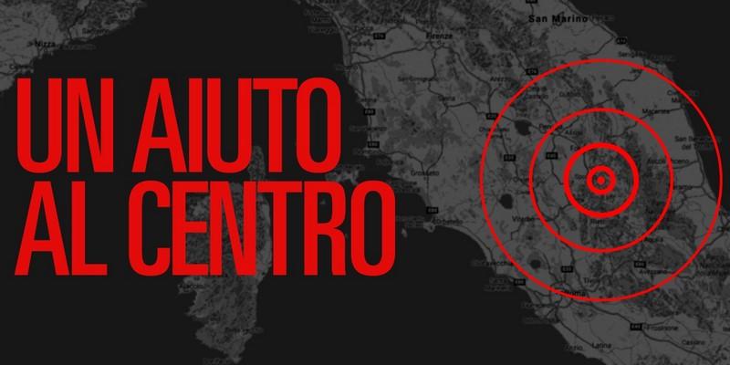 Terremoto: su Eppela campagna di crowdfunding con Croce Rossa