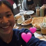 Clara went home to Berkeley, CA for break to see friends/family and eat a LOT of delicious food!