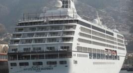Seven Seas Mariner terá a primeira mulher a comandar um navio da companhia