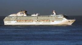 Princess Cruises anuncia investimento de 450 milhões de dólares