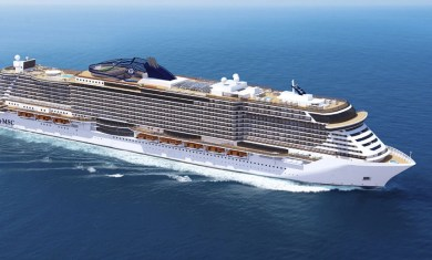 MSC Cruzeiros Seaside