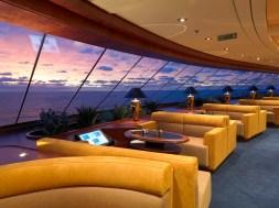 Top Sail Lounge - MSC Fantasia
