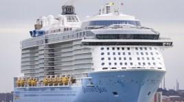 Actriz Chinesa será a Madrinha do Ovation of the Seas
