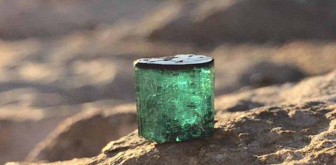 Tourmaline Mining