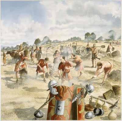 roman male slaves