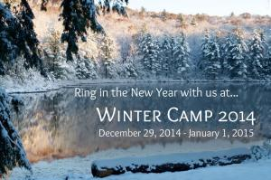 Winter Camp 2014 @ Crystal Lake Camps | Hughesville | Pennsylvania | United States