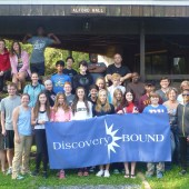 DiscoveryBound Weekend for young people