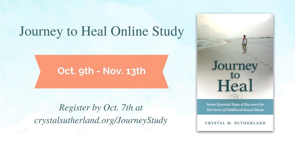 Journey to Heal Online Study