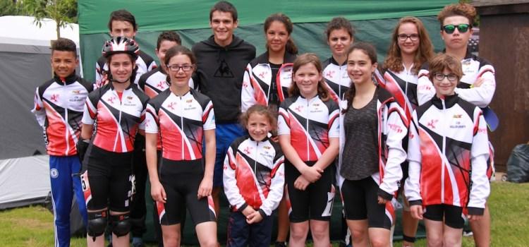La junior Team au Grand National de Coulaines