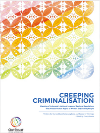 Creeping Criminalization - Indonesia