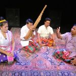 CSEAS features our first Laotian band that shares mor lam style folk music across the globe.