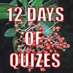 12 DAYS OF QUIZZES - Quizzes to help landscape architect candidates pass the California Supplemental Exam for Landscape Architects