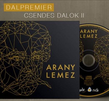 ARANY LEMEZ