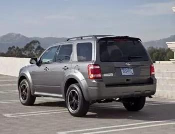 2011 Ford Escape - Our Review   Cars.com