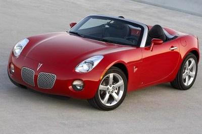 2007 Pontiac Solstice Reviews, Specs and Prices | Cars.com