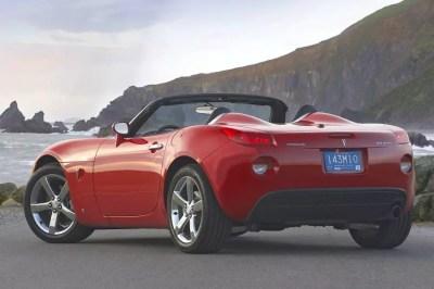 Pontiac Solstice Convertible Models, Price, Specs, Reviews | Cars.com