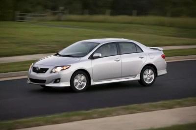 2010 Toyota Corolla Specs, Pictures, Trims, Colors || Cars.com
