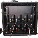 Disturbatore Jammer Bomb Portatile 8 Bande DDS Tech Jammer Cellulari GSM, 2G, 3G, 4G WiFi 660W 500-1000 metri