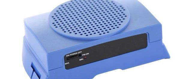Disturbatore Jammer cellulari audio inibitore di microfoni e registratori audio