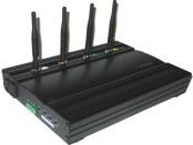 Disturbatore Jammer cellulari e Microspie GSM, 3G, Gprs, Tracker CH2000