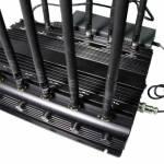 Disturbatore Jammer cellulari Jammer professionale per cellulari GPS L1-L2-L3-L4-L5 LoJack a 12 bande con potenza di uscita 26,5W