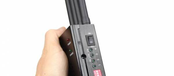 Disturbatore Jammer cellulari di frequenze per cellulari e GPS L1