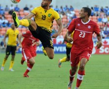 Video: Jamaica vs Canada