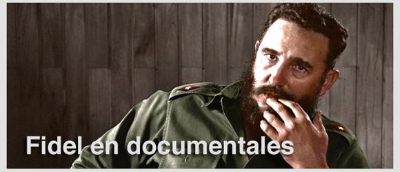 Fidel_documentales