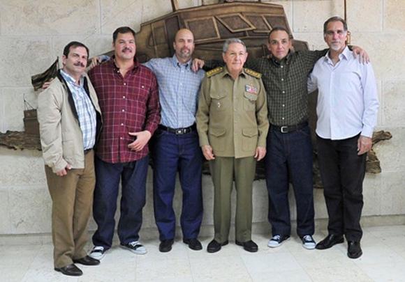 Raul-Cinco Heroes
