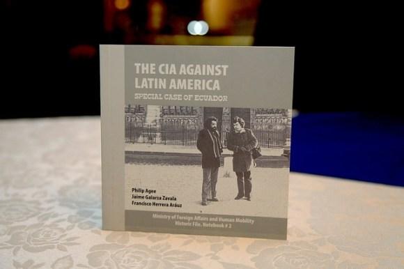 CIA en Ecuador