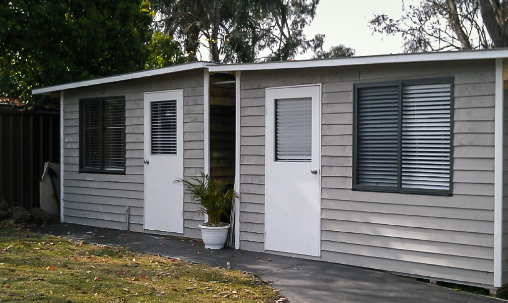 Cabins And Studios For Sale Outdoor Cabin Granny Flat Sydney