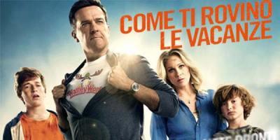 Come ti rovino le vacanze, film stasera in tv su Italia 1: trama
