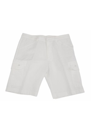Loro Piana White Shorts