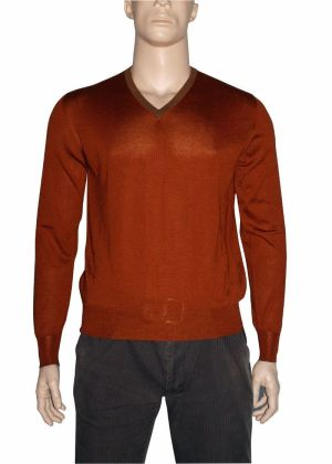 Loro Piana v neck sweater