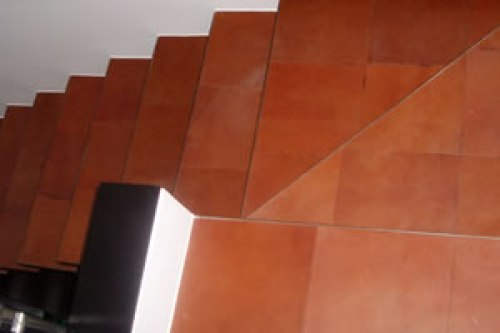 escaleras Leather
