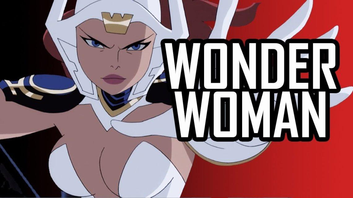 Big Wonder Woman