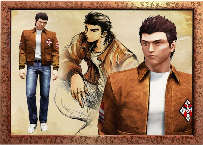 Shenmue character
