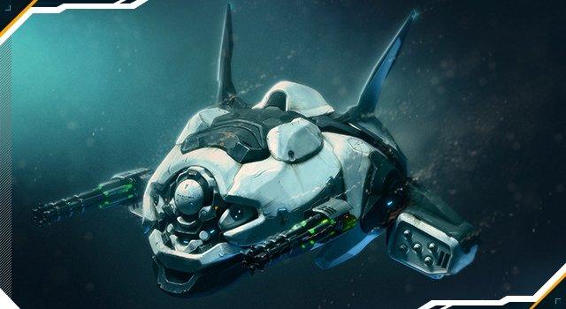 Aquanox Dep Descent
