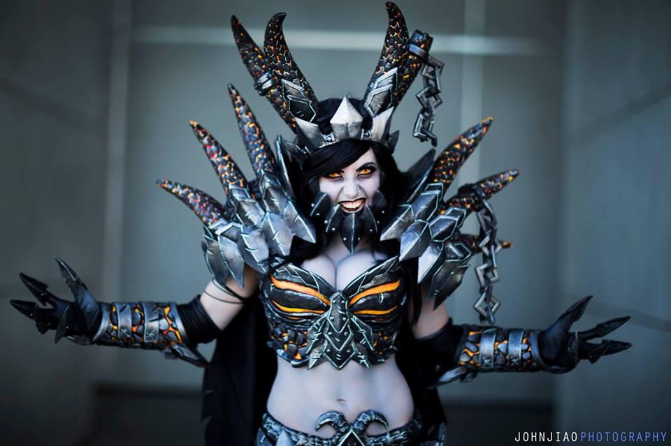 Jessica Nigri Deathwing