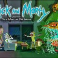 Rick and Morty Portada