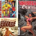 Dynamite Entertainment Collage