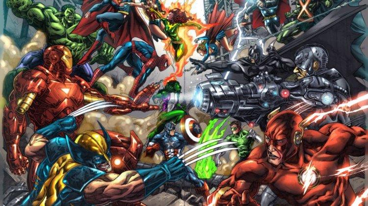 La Liga De La Justicia Vs Los Vengadores