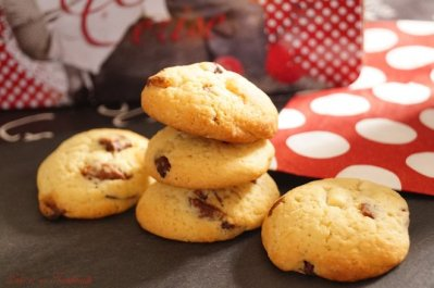 Cookies aux trois chocolats (6)