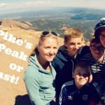Pike's Peak or Bust!