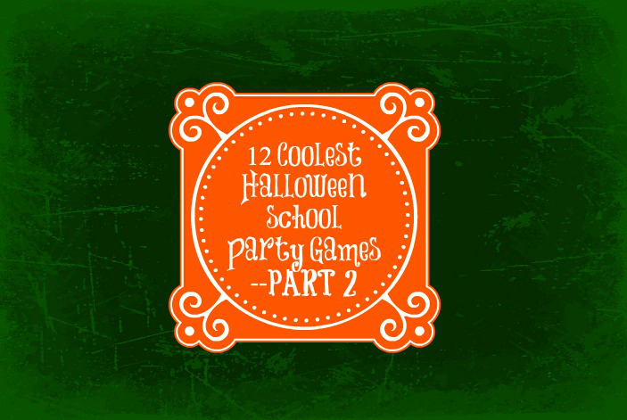 12 Coolest Halloween School Party Games - Part 2