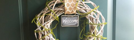 DIY 5-Minute Wreath that will take you from Spring to Summer