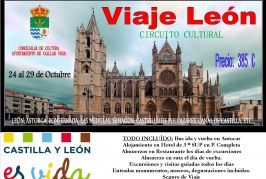 Viaje a León y Provincia