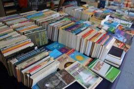Feria del Libro en el IES Arabuleila
