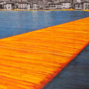 a passo sospeso the floating piers
